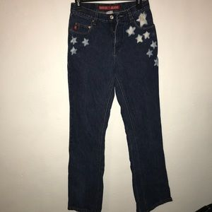 {guess jeans} high waisted vintage jeans